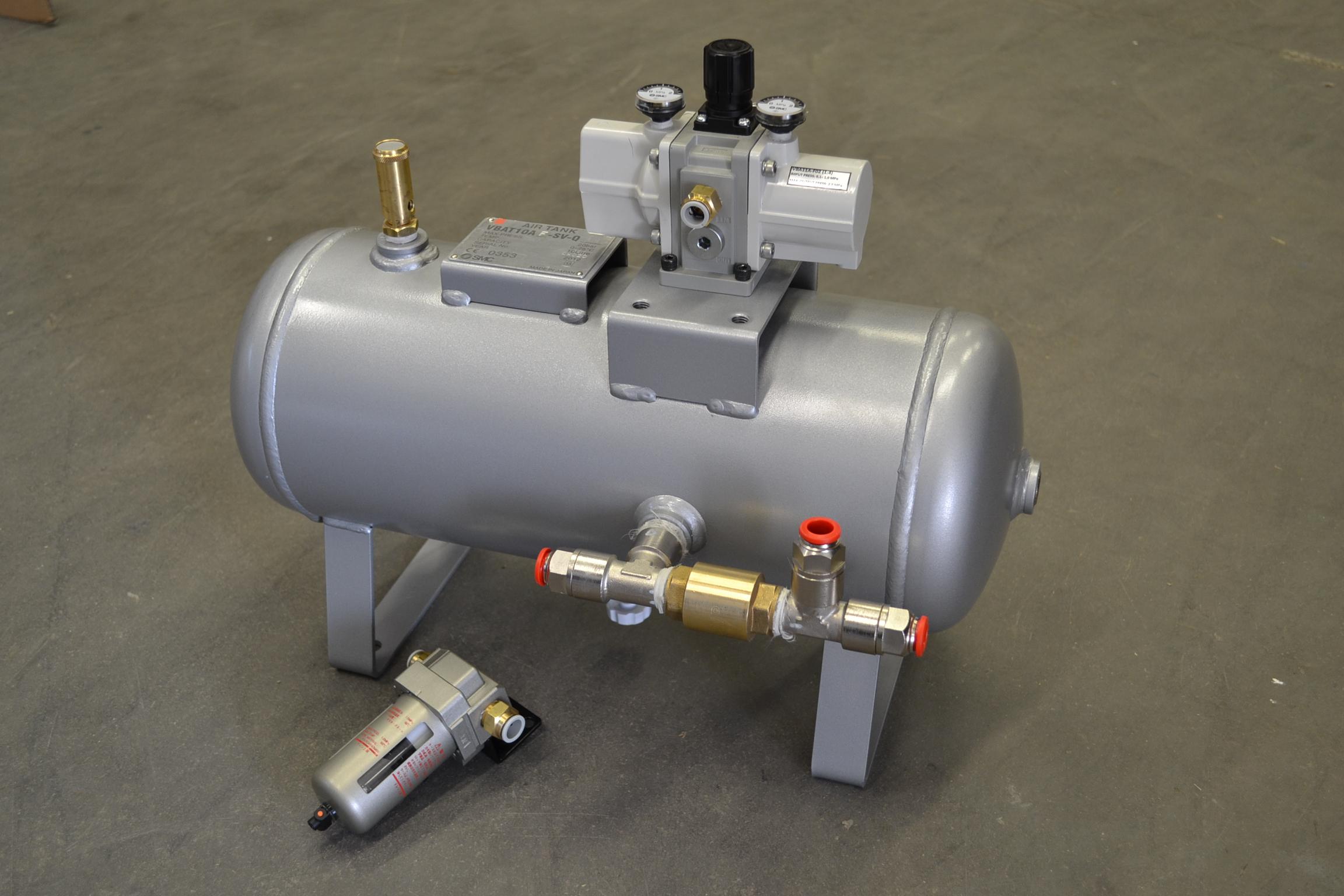 Zesilovač tlaku vzduchu - 20 bar